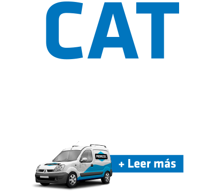 CAT leer más